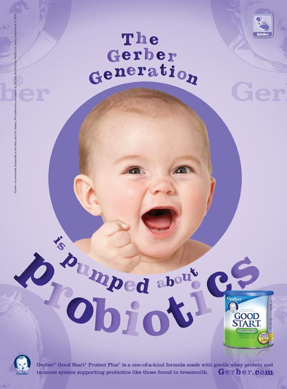 Is Gerber Food Good For Babies