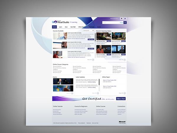 how to build website in visual studio 2010