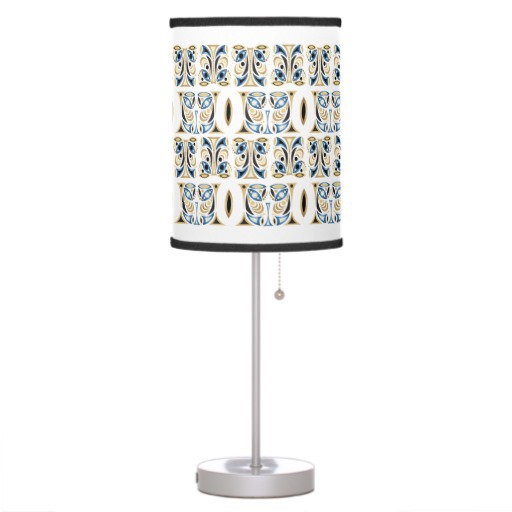 pattern hotel graphic Consumer Lamp luxury tie father