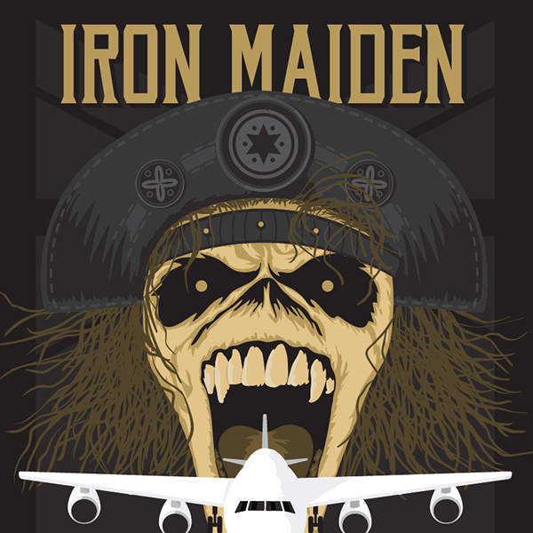 image Iron Maiden - Tour Poster