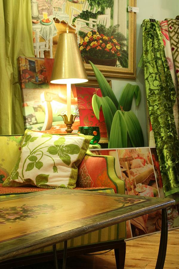 Upholstered Ottoman Coffee Table Fabrics