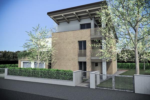 exteriors CG 3D Render rendering visualization FormZ Artlantis photoshop