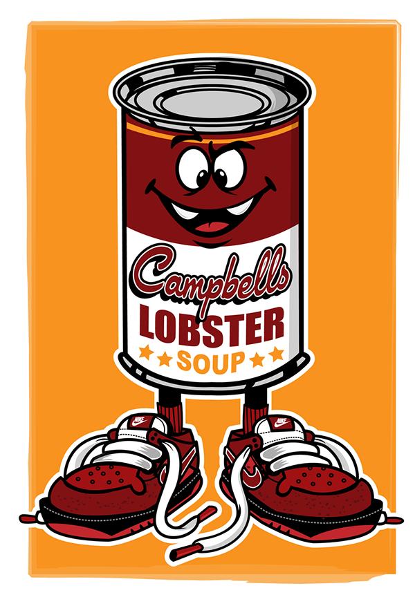 Lobster B Soup Campbells Soup ...