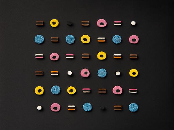 marko salonen Bond Allsorts Candy