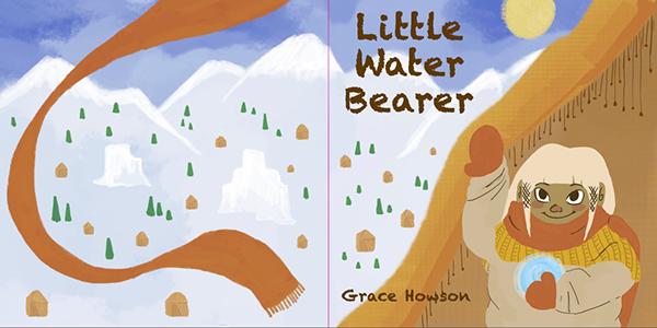 Children S Book Cover Mockup : Children s book mock ups on scad portfolios