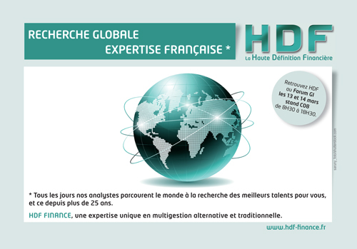 HDF Finance - Annonces-presse