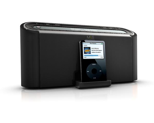 Modern-retro DAB Radio Design on Behance