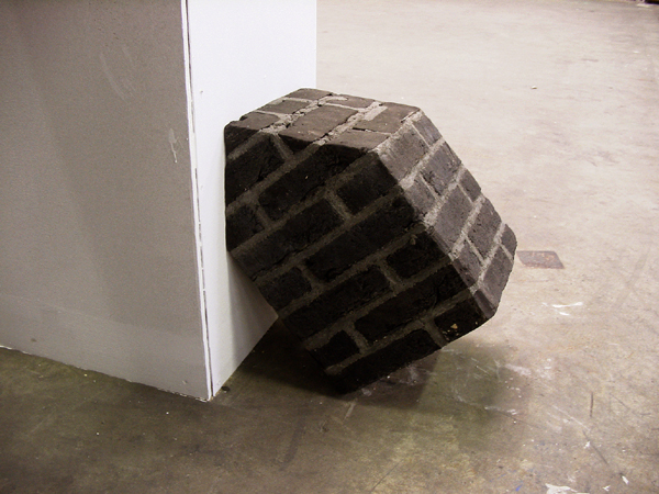 Zagara bricks sculpture dutch concepts Context related art Dutch design durable Sustainable figurative abstract abstract realism art contemporary