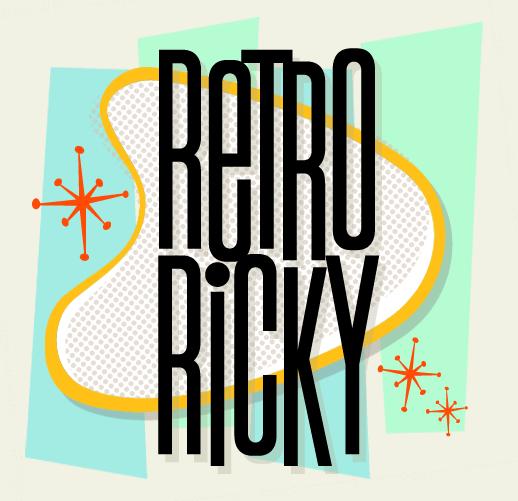 LHF Retro Ricky On Behance