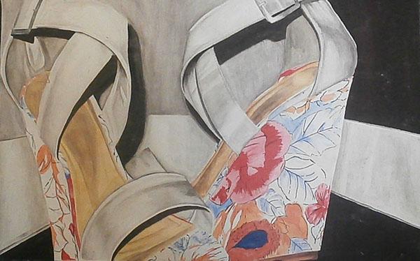 o level art coursework a1
