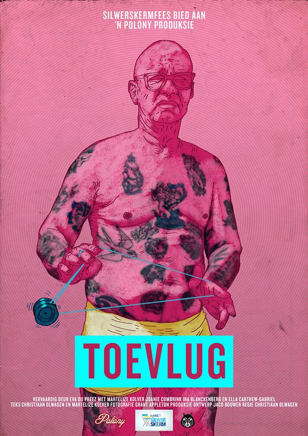 toevlug kyknet Silwerskerm movie poster