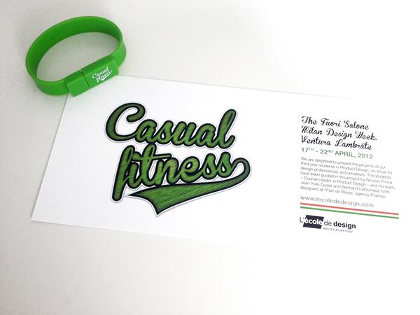 Exhibition  milan design fitness