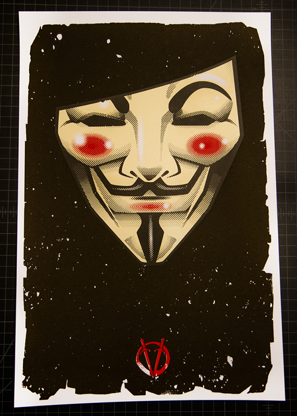 How was V burned in V for Vendetta  Yahoo Answers
