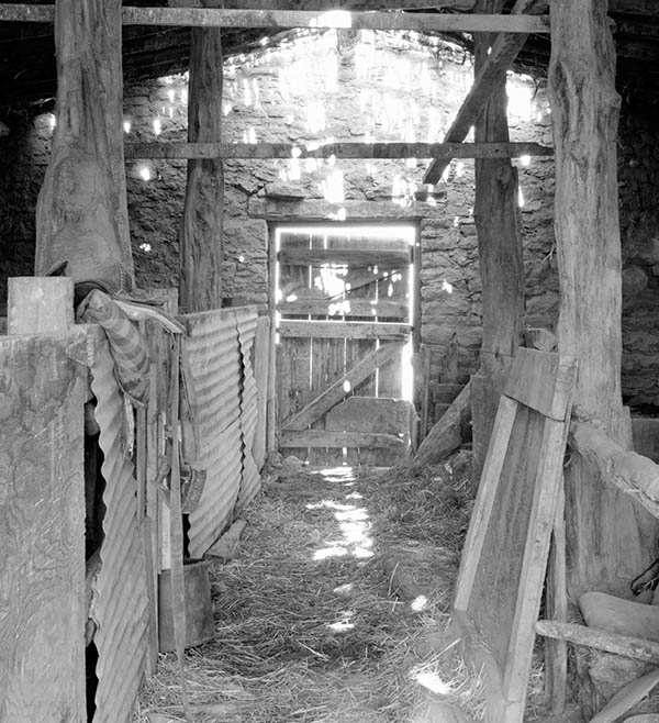 Black And White Images Of The Not So Old West Nevada On