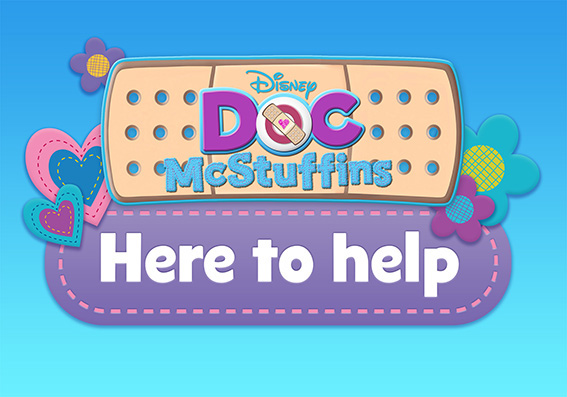 Doc Mcstuffins Game Logo
