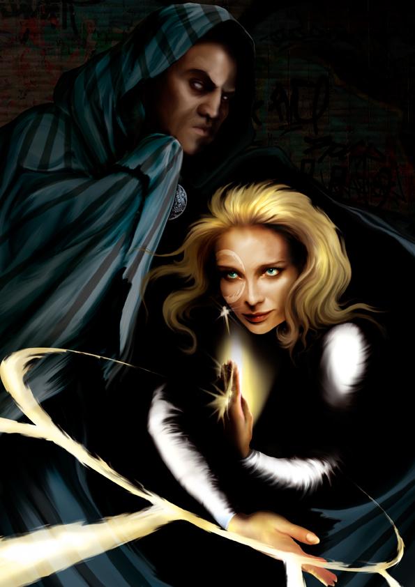 hawkman Phoenix covers Cloak and Dagger