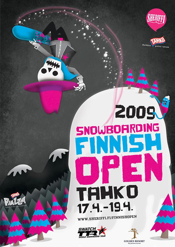 Snowboarding,Sheriffi,Tahko