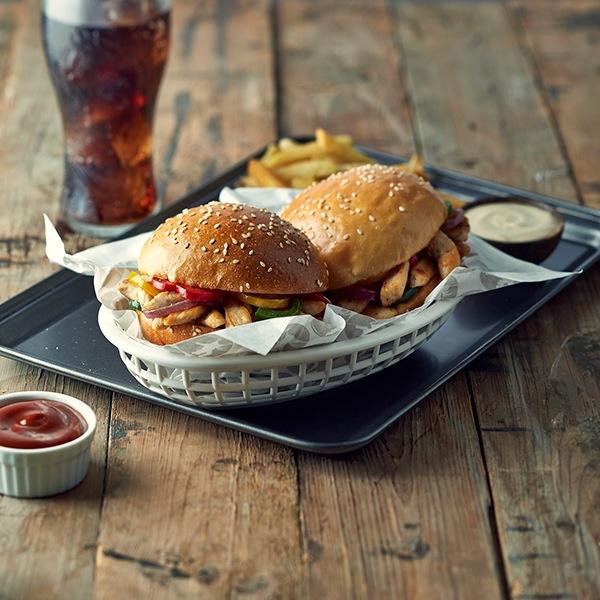 food styling food photography Shish Tawook chicken fatta burger nutella sandwich
