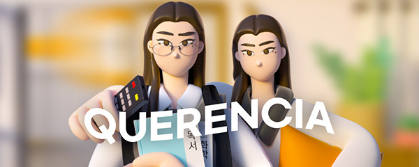 [3d motion graphic] QUERENCIA