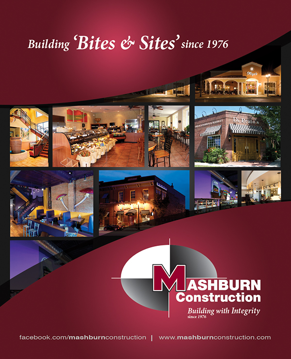 Our Work View Our Digital Print Web Projects: Mashburn Construction Print Ads On Behance