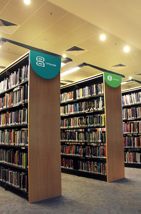 Wayfinding Library Pictograms Signage Maps On Behance