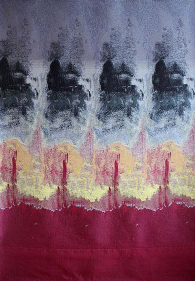 textile thesis work