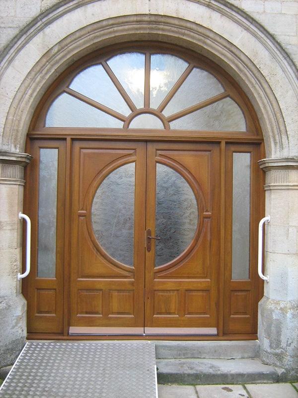 woodwork Joinery Doors windows Carpentry wood oak hardwood doors glass church