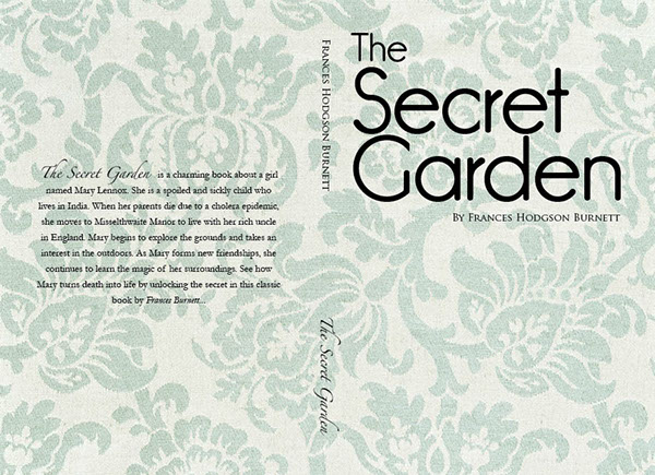 book report of secret garden