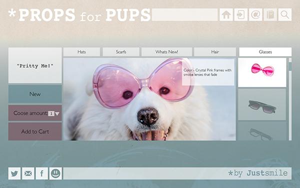 Website shop online