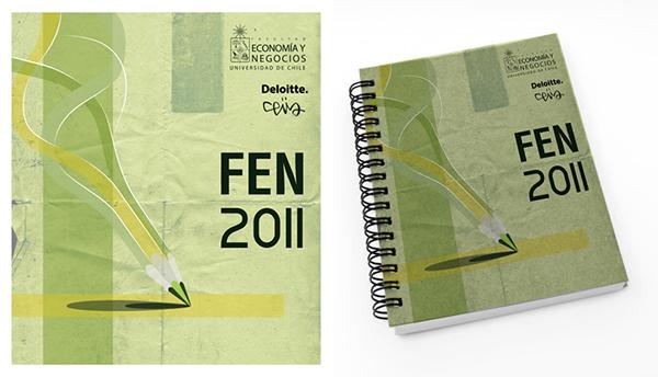 精美的23款筆記本封面設計欣賞