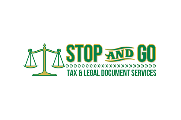 Stop And Go Tax Legal Document Services On Behance - Legal document services