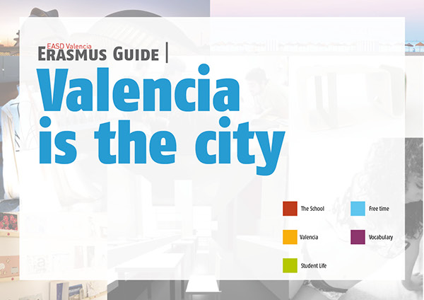 Erasmus guide easd valencia on behance - Easd valencia ...
