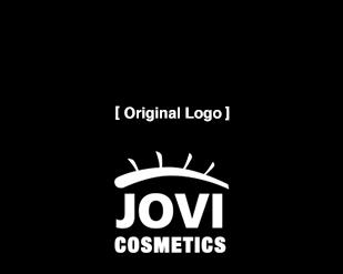 jovi cosmetics Make Up logo pencil wood Style branding  diseño logos