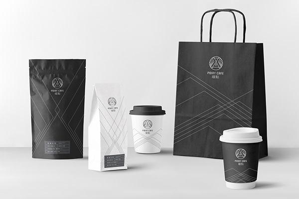 Brand identity - POINT CAFE
