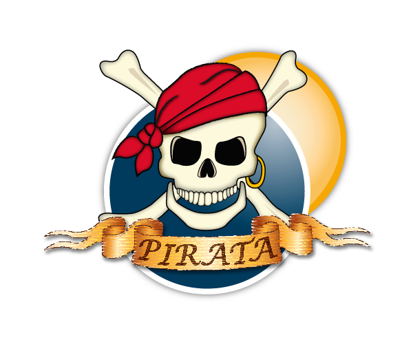 logo Logotipo pirata pirate CRM fidesconsultores.com