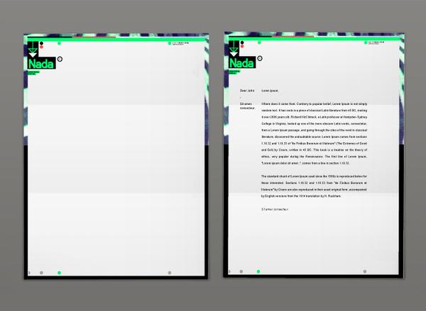 Prächtig Briefbogen Design Inspiration #SV45 | Startupjobsfa @NG_72