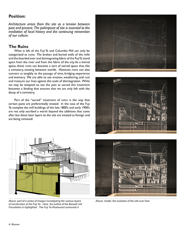 masters thesis project