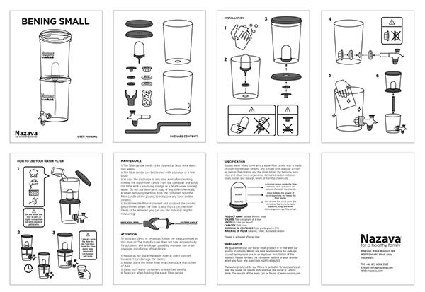 nazava user manual design on risd portfolios rh portfolios risd edu user manual design template user manual design documentation