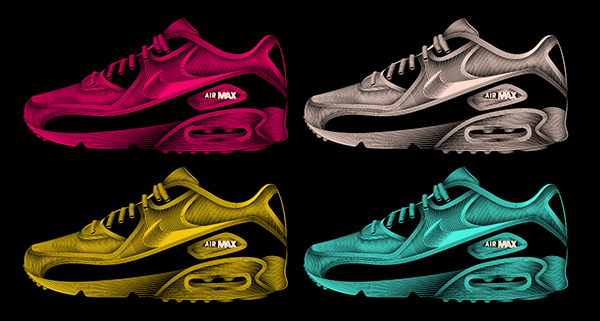 NIKE ® Air Max by Patrick Seymour