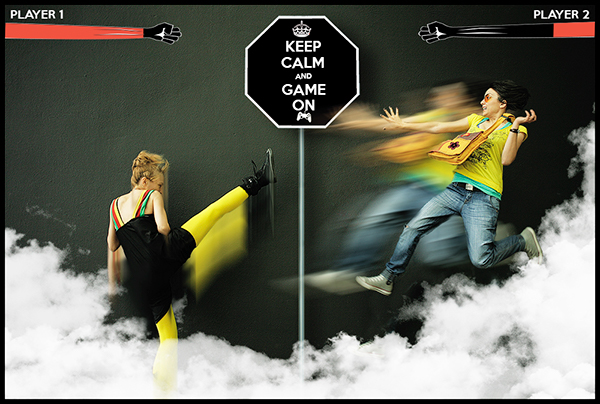 game fight