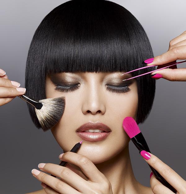Makeup artist shanghai