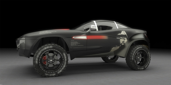 Local Motors Rally Fighter On Behance
