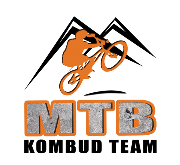 mtb kombud team new logo on behance