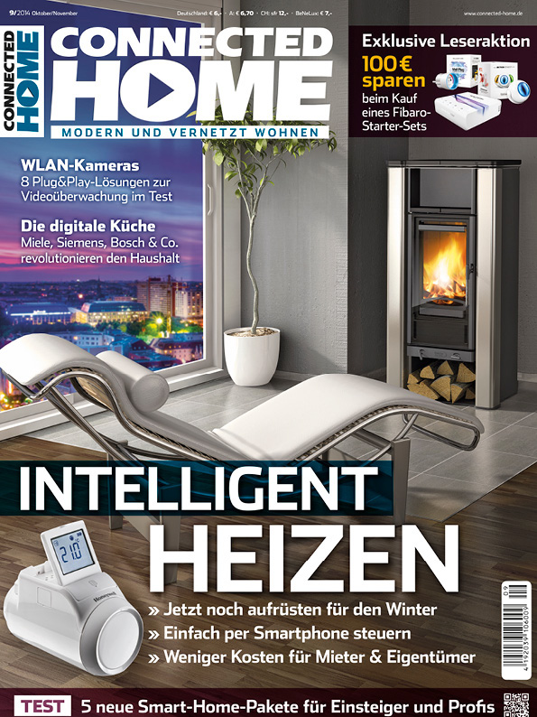 Connected Home Cover On Behance