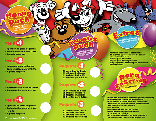 Pizza Hut Kids On Behance - Childrens birthday parties pizza hut