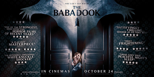 The Babadook Poster Design on Behance