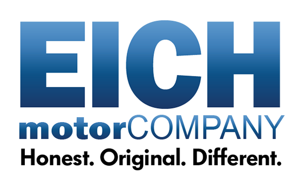 eich motor company on behance