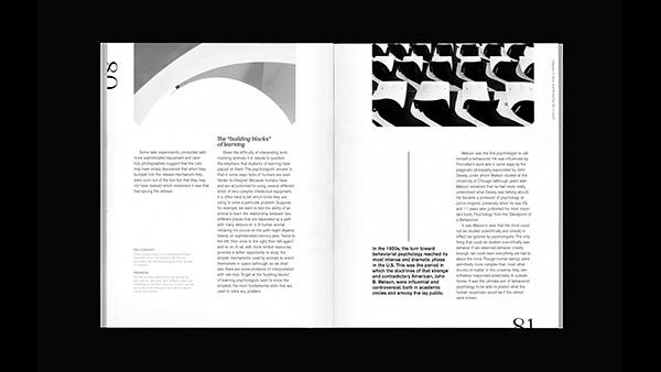 The Mind — Editorial Design