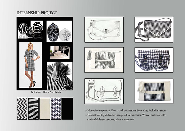 Fddi Internship Bag Design On Student Show