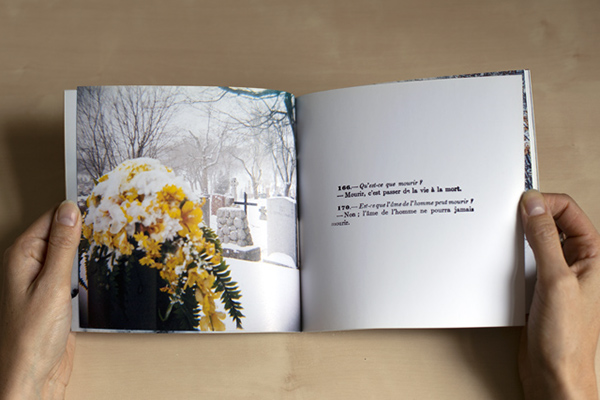 contemporary photography cultural identity funerary art